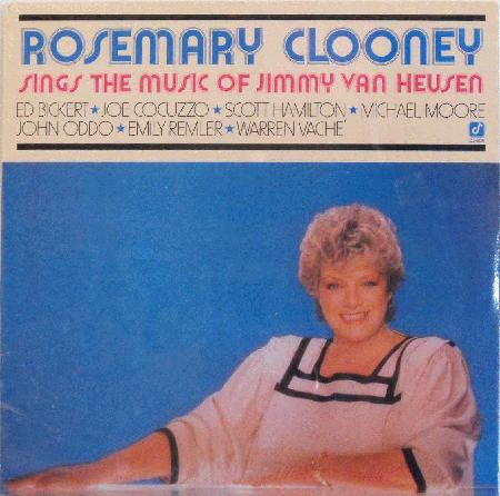 Sings The Music Of Jimmy Van Heusen - Clooney, Rosemary