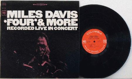 Davis, Miles - Four & More Single