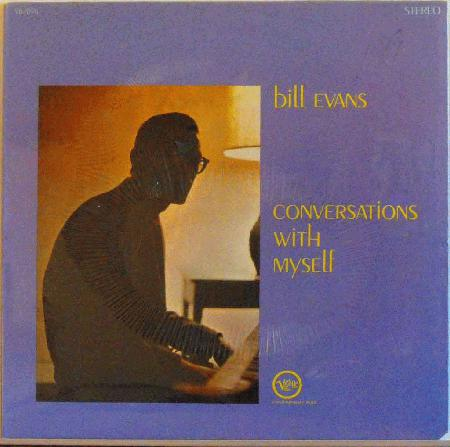 Evans, Bill - Conversations With Myself CD