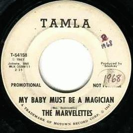 Marvelettes - My Baby Must Be A Magician