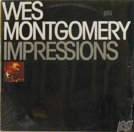 Wes Montgomery Impressions Of Paris Records Vinyl And Cds