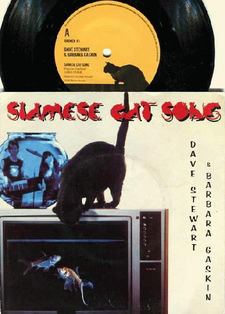 Siamese Cat Song
