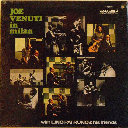 In Milan - Venuti, Joe