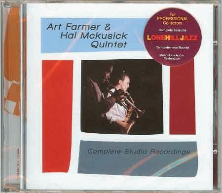 With Hal Mckusick Complete Studio Recordings