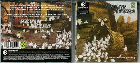 Ayers, Kevin - Whatevershebringswesing Album