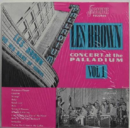 Les Brown - Concert At The Palladium Vol 1