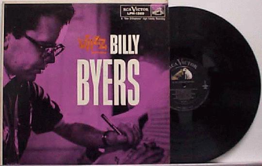 Billy Byers Net Worth