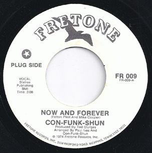 Con Funk Shun Clique Now And Forever