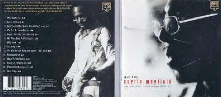 curtis mayfield discography