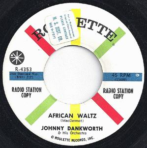 Johnny Dankworth African Waltz Records Lps Vinyl And Cds
