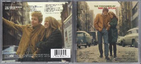 Dylan, Bob - Freewheelin Bob Dylan