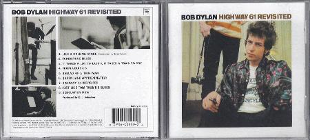 Dylan, Bob - Highway 61 Revisited LP