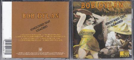 Dylan, Bob - Knocked Out Loaded Album