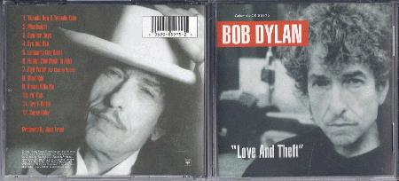 Dylan, Bob - Love And Theft Record