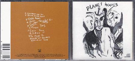 Planet Waves - Dylan, Bob