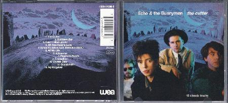 Echo & the Bunnymen - Cutter