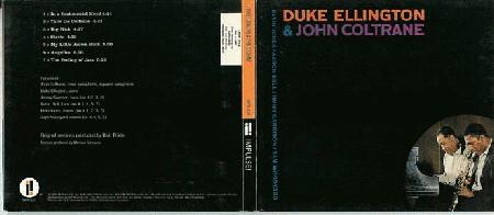 Ellington, Duke & John Coltrane - Duke Ellington & John Coltrane