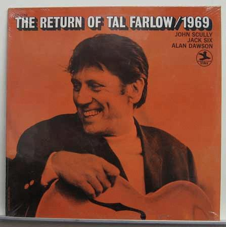 Farlow, Tal - Return Of Tal Farlow/1969