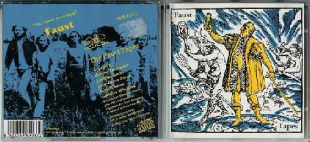 Faust - Faust Tapes
