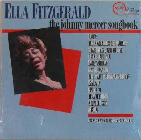 Johnny Mercer Songbook
