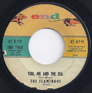 Flamingos - Nobody Loves Me Like You / You Me And The Sea Album