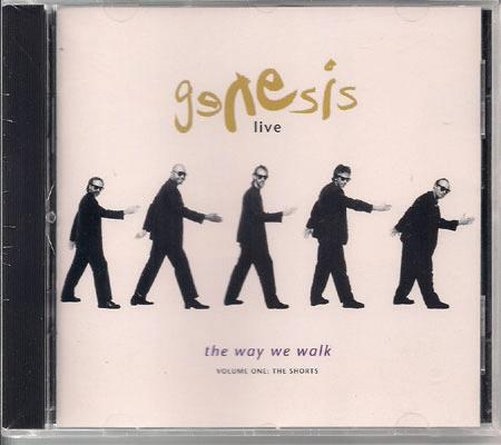 Genesis - Live The Way We Walk Vol 1