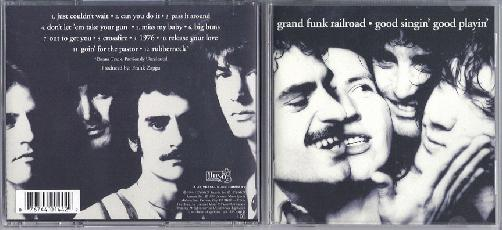 Grand Funk Railroad - Good Singin Good Playin