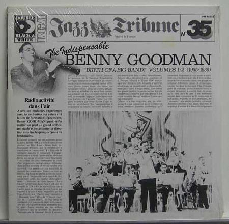 Indispensable Benny Goodman Volumes 1