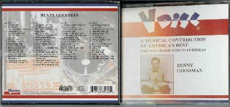 V-disc Musical Contribution By America's Best For Our Armed Forces Overseas