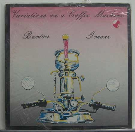 Variations On A Coffee Machine