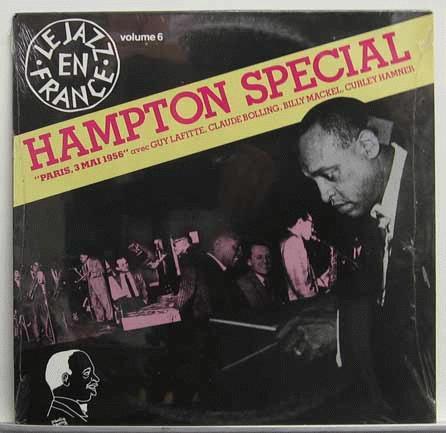 Lionel Hampton Hampton In Hi Fi Records Lps Vinyl And