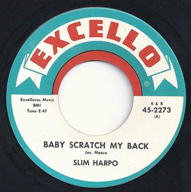 Baby Scratch My Back