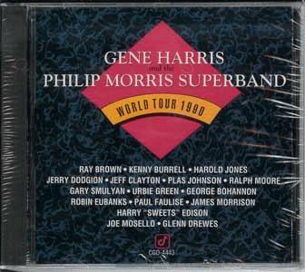 Philip Morris Superband World Tour 1990