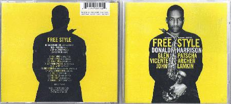 Free Style - Harrison, Donald