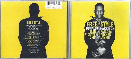Harrison, Donald - Free Style