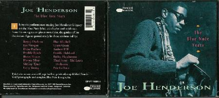 Henderson, Joe - Blue Note Years Box