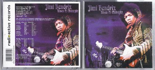Hendrix, Jimi - Blues At Midnight