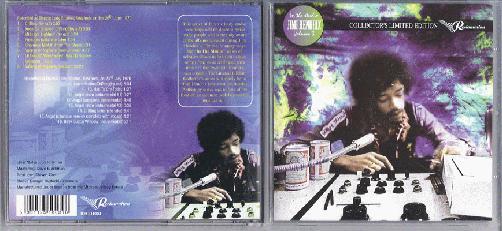 Hendrix, Jimi - In The Studio Volume 3