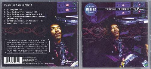 Hendrix, Jimi - In The Studio Volume 5