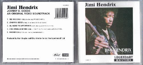 Hendrix, Jimi - Johnny B Goode