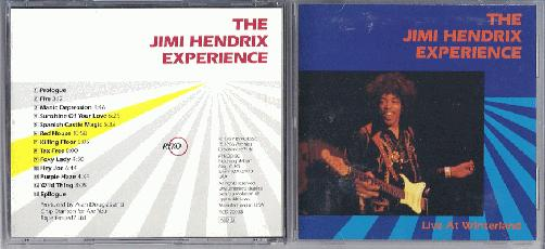 Hendrix, Jimi - Live At Winterland