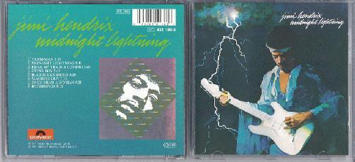 Hendrix, Jimi - Midnight Lightning