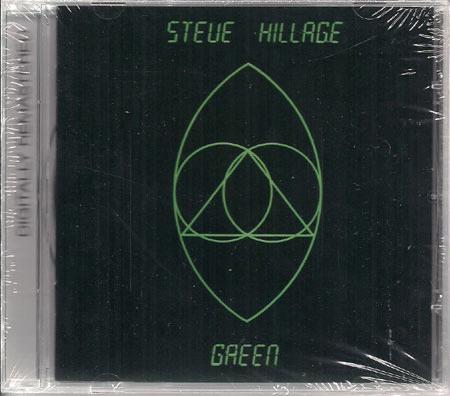 Hillage, Steve - Green Album