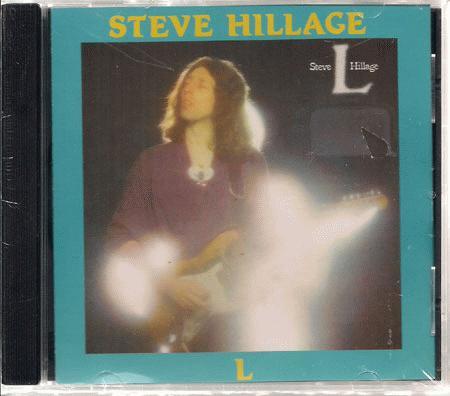Hillage, Steve - L Album