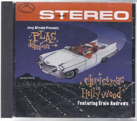 Johnson, Plas - Christmas In Hollywood