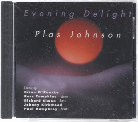 Johnson, Plas - Evening Delight