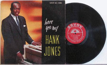 Have You Met Hank Jones