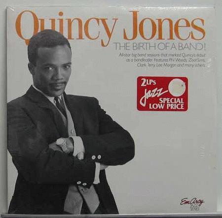 Jones, Quincy - Birth Of A Band LP