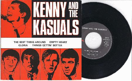 Kenny And The Kasuals