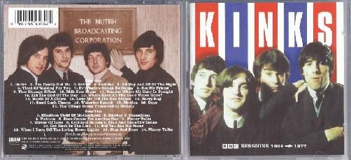 Bbc Sessions 1964 - 1977 - Kinks